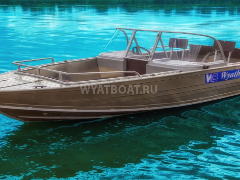 Wyatboat-460DCM