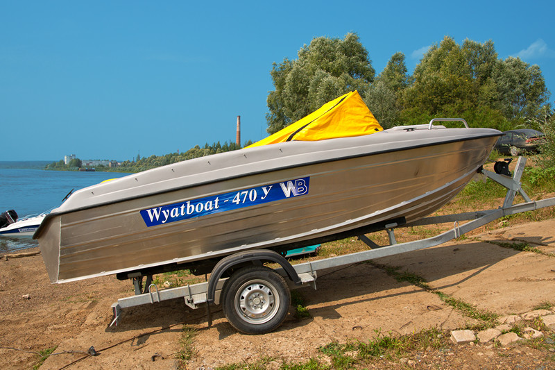 Wyatboat-470У